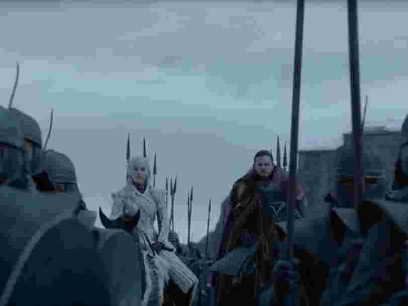 Deux nouvelles bandes-annonces de Game of Thrones dévoilées avant la sortie de la saison 8