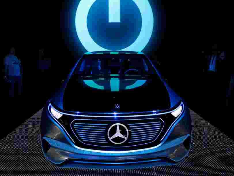 Les 10 voitures les plus innovantes — ou cool —  présentées au Mondial de l'auto 2016