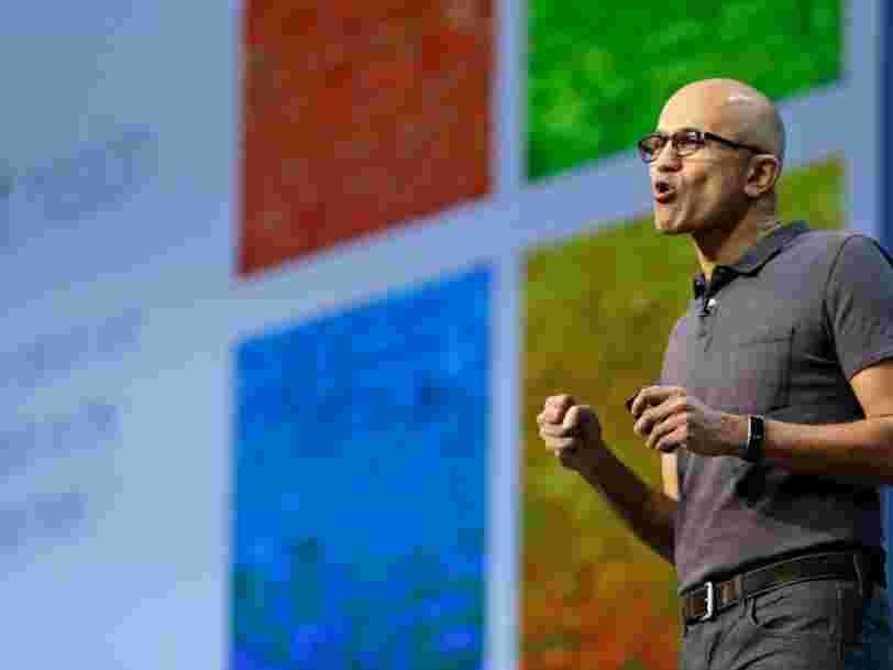 La division Windows de Microsoft est revigorée et prouve que le PC et la Xbox ne sont pas morts