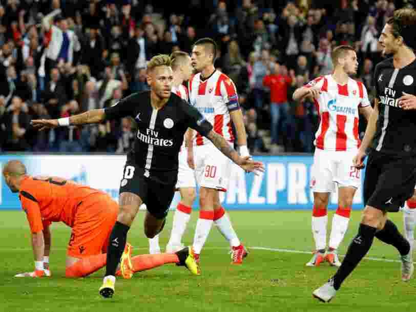 La justice française ouvre une enquête sur des soupçons de trucage d'un match du PSG