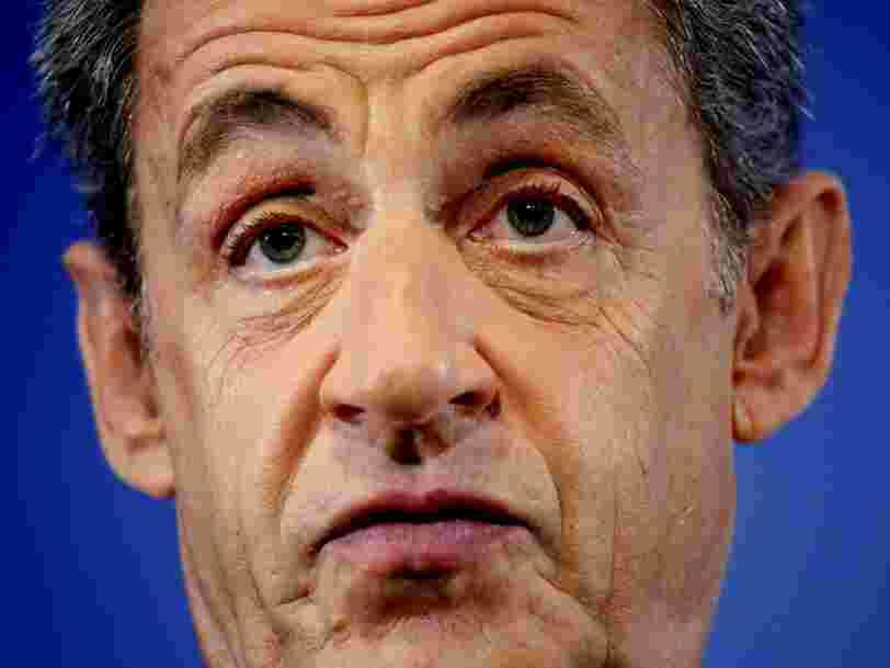 Nicolas Sarkozy a été placé en garde à vue pour s'expliquer sur le financement douteux de sa campagne de 2007