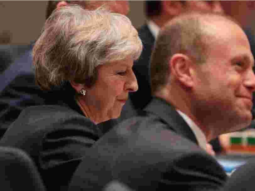 L'accord sur le Brexit de Theresa May est en péril après que les dirigeants de l'UE ont refusé ses demandes de changement