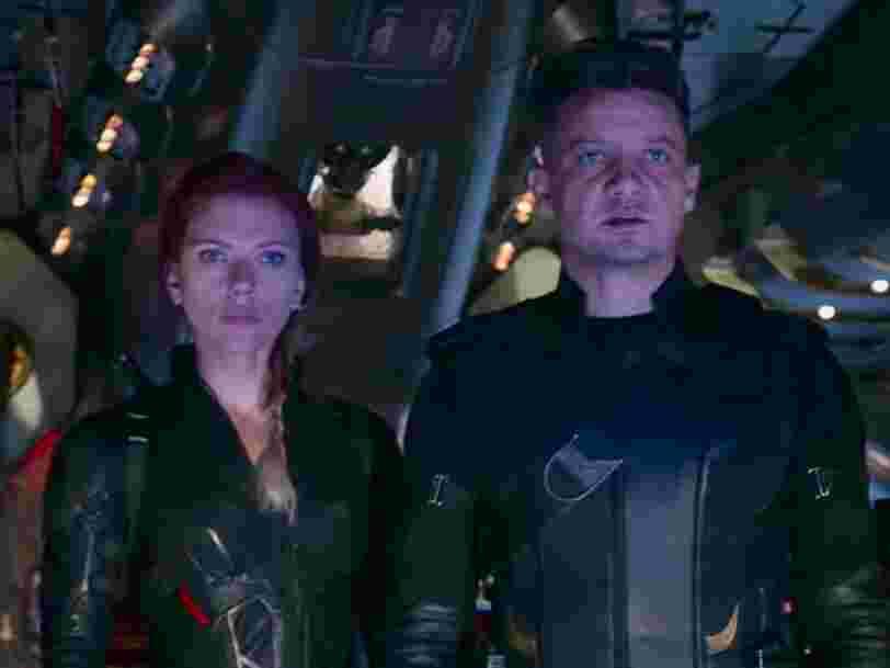 Le nouvel extrait d''Avengers: Endgame' décrypté scène par scène