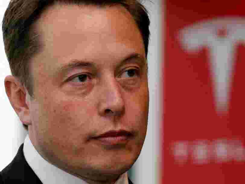Elon Musk vient d'expliquer pourquoi il a tweeté subitement son projet de retirer Tesla de la cote