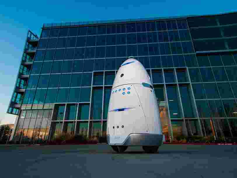 A San Francisco, des robots empêchent les sans-abri d'installer leurs campements