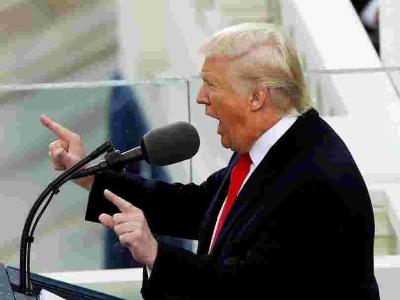 Donald Trump va annoncer le retrait des Etats-Unis de l'accord sur le climat