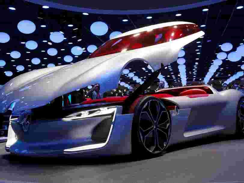 Les Français soutiennent Renault, Peugeot et Citroën — ils ont acheté 2 millions de voitures neuves l'an dernier