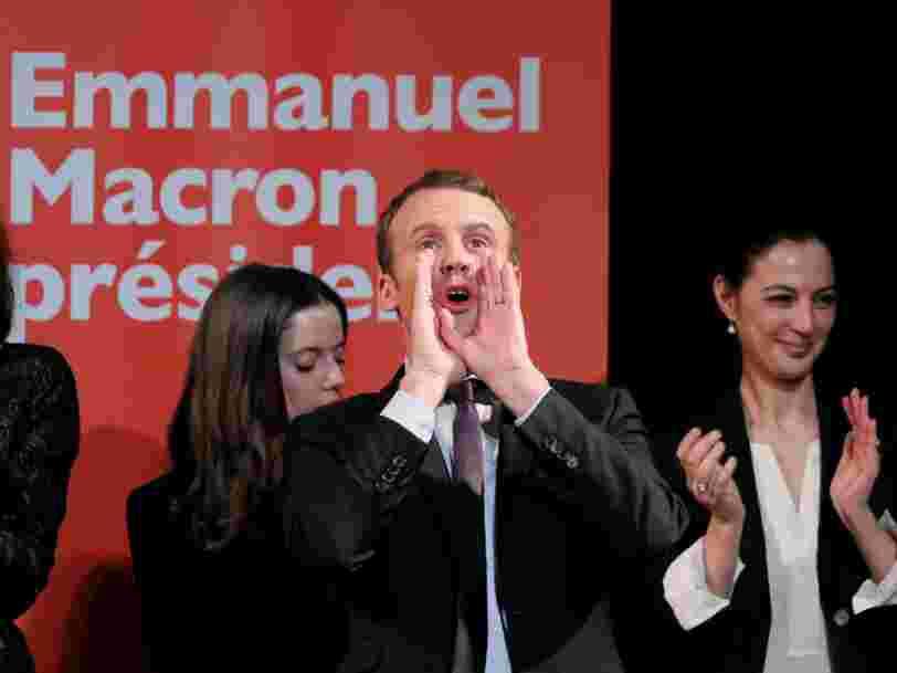 Certains électeurs de gauche refusent de voter Macron — cette campagne veut leur donner un argument pour le faire