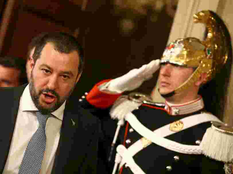 Les partis antisystème se sont entendus sur leur programme pour Italie — voici ce qu'il prévoit