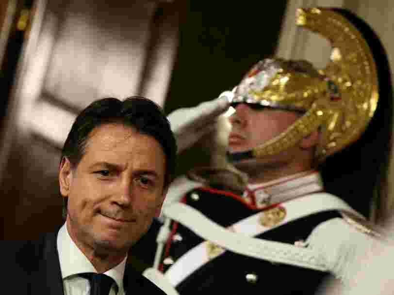 L'Italie se dirige vers des élections anticipées après la nomination d'un gouvernement de transition
