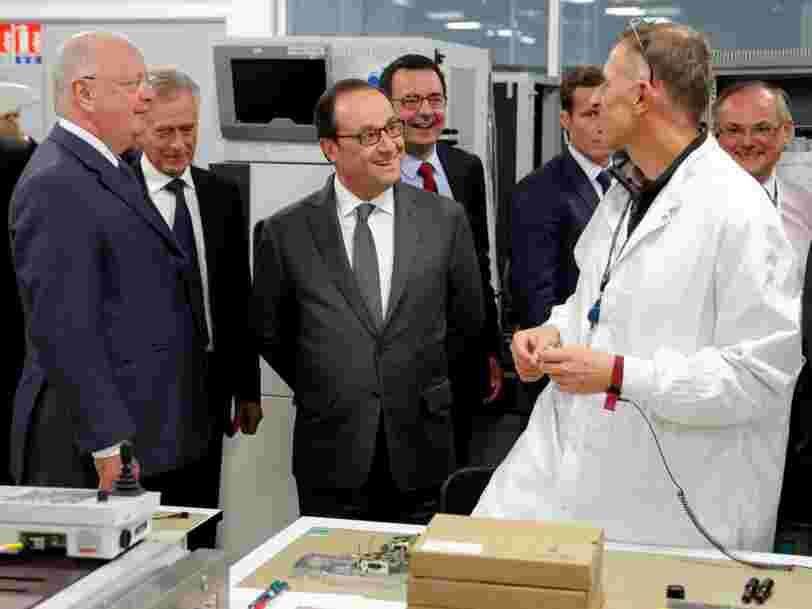 BREXIT : Paris choisit un patron franco-australien habitué de la City pour attirer les cadres britanniques