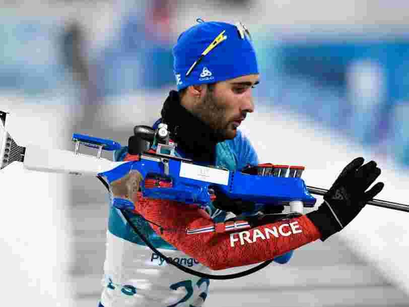 Voici ce que coûte l'équipement des athlètes français aux Jeux olympiques d'hiver de PyeongChang