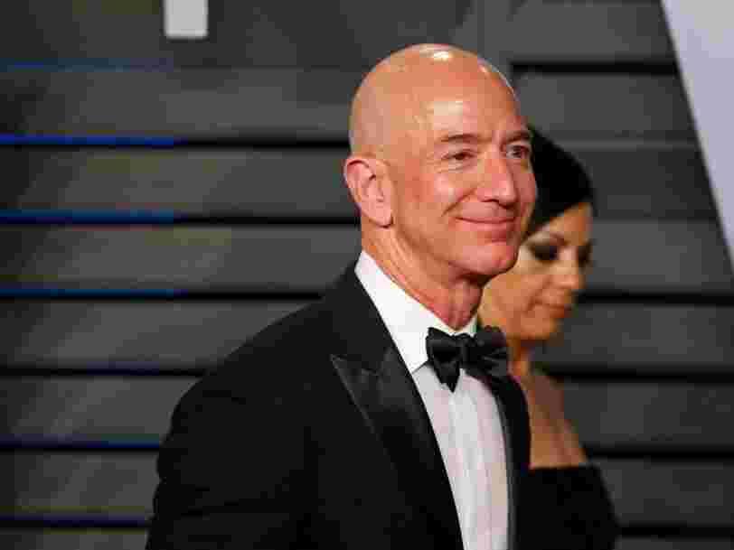 Amazon dépasse Alphabet et devient la 2ème entreprise avec la plus importante valorisation au monde