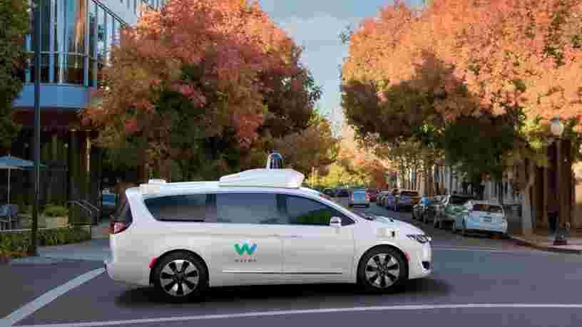 La filiale de Google spécialisée dans la conduite autonome fait une alliance d'un nouveau genre — et Uber peut s'en inquiéter