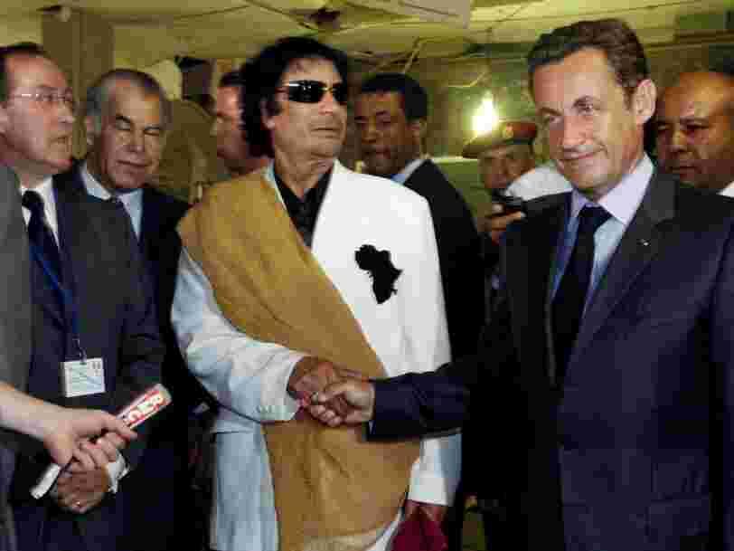 La justice a mis en examen Nicolas Sarkozy pour en savoir plus sur le financement présumé douteux de sa campagne de 2007