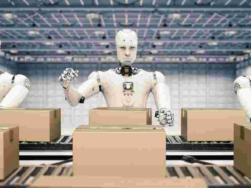 L'automatisation pourrait ajouter plus de 1100 Mds$ à l'économie mondiale dans les 10 prochaines années