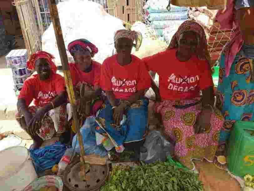 L'expansion d'Auchan au Sénégal terrifie les petits commerçants —et le gouvernement fait un geste envers eux