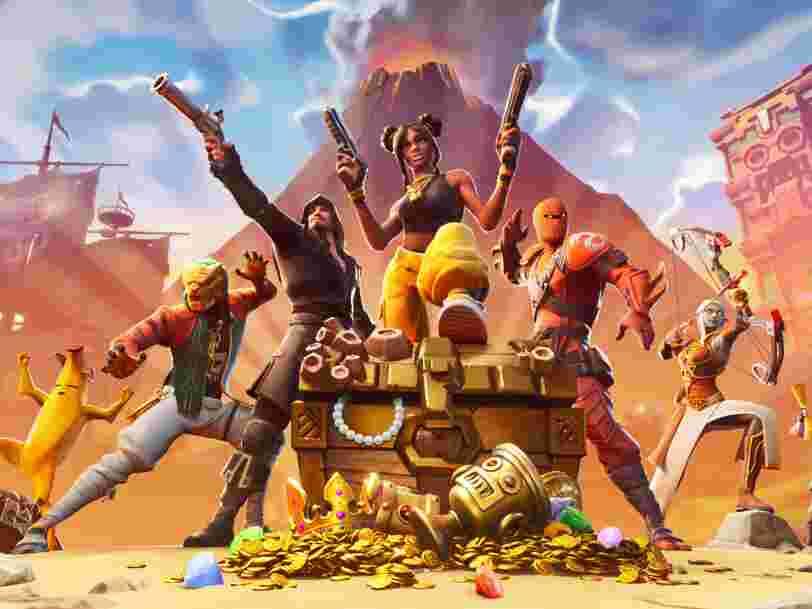 Une enquête révèle des conditions de travail infernales chez Epic Games, le studio qui a créé Fortnite