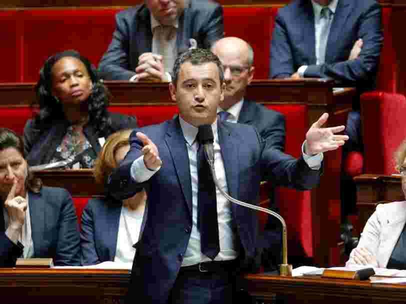 On vous présente Gérald Darmanin, le jeune ministre chargé de réduire les dépenses publiques de la France