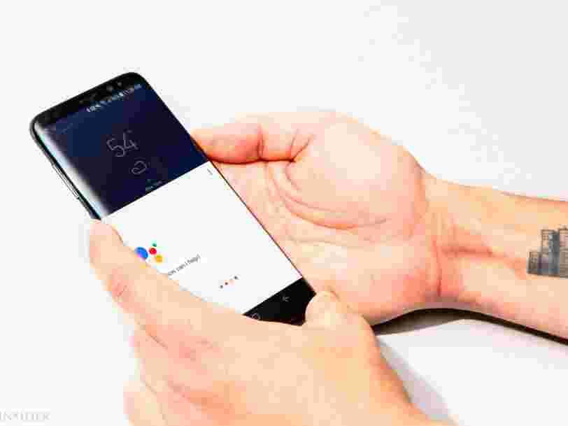 Samsung a été malin en choisissant Google Play Music comme appli de streaming musique par défaut sur son Galaxy S8