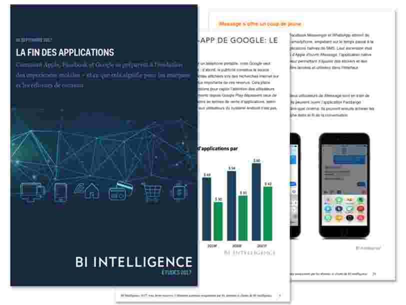 Business Insider France lance BI Intelligence en français