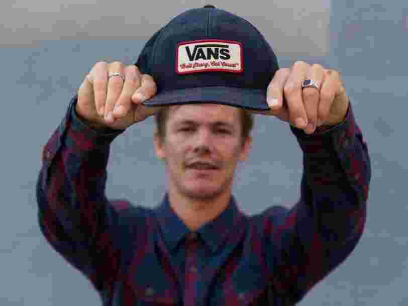 Comment Vans est passée de marque de skate californienne à icône internationale adorée des adolescents