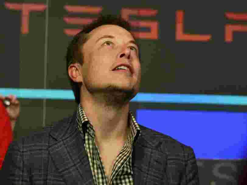 L'incroyable histoire d'Elon Musk, malmené à l'école avant de devenir l'une des personnes les plus intéressantes de la tech