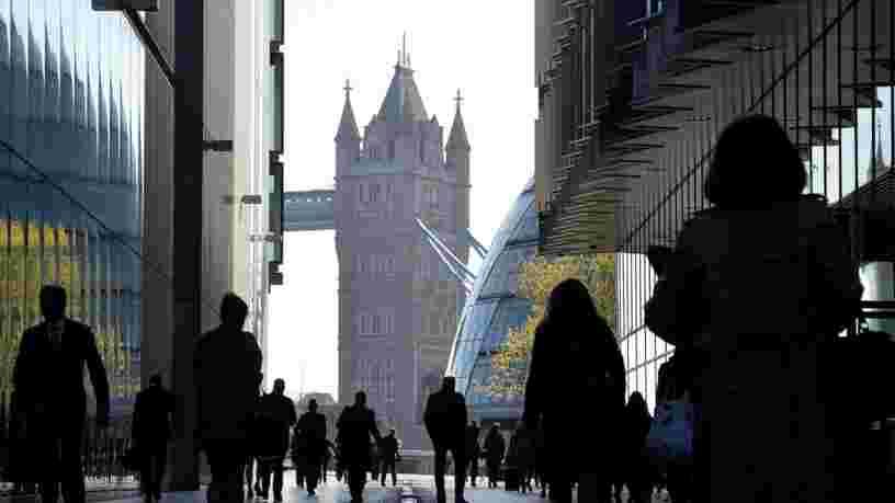 BREXIT: les banquiers de la City sont prêts à partir dès l'an prochain