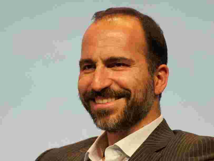 Qui est Dara Khosrowshahi, le nouveau DG d'Uber?