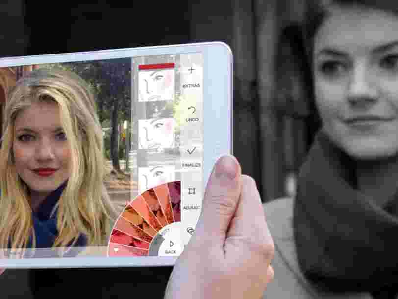 L'Oréal vient de s'emparer de dizaines de brevets en IA et réalité augmentée alors que le groupe compte sur la reconnaissance faciale pour vendre ses produits