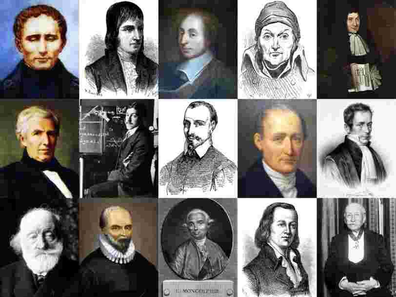 Voici les 17 inventeurs français qui ont le plus de rues à leur nom en France