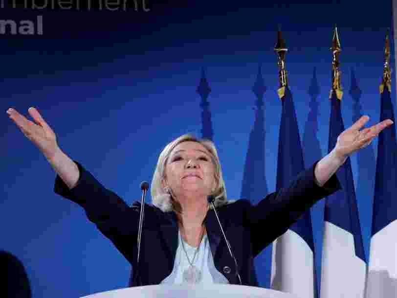 Marine Le Pen évoque un Smic à 36€ en France... mais de quoi parle-t-elle ?