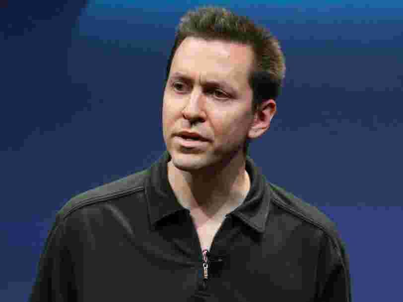 L'ex-responsable d'iOS chez Apple raconte comment Steve Jobs lui a sauvé la vie