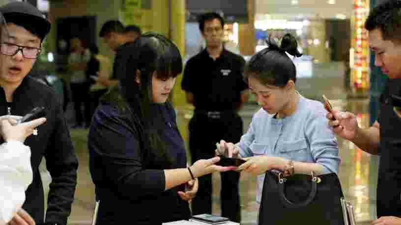 Apple saute sur la possibilité de baisser ses prix en Chine et c'est une façon de préserver ses ventes d'iPhone