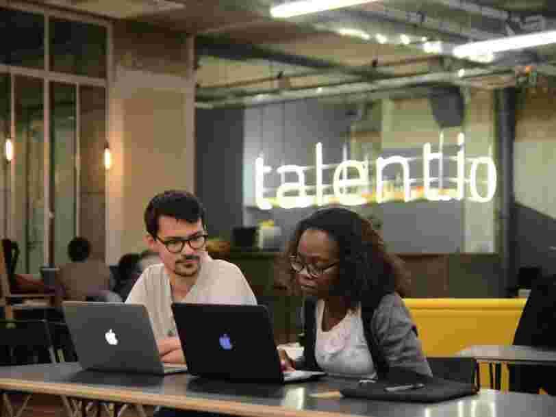 La startup talent.io lève 8 M€ pour aider les développeurs à trouver un emploi dans toute l'Europe