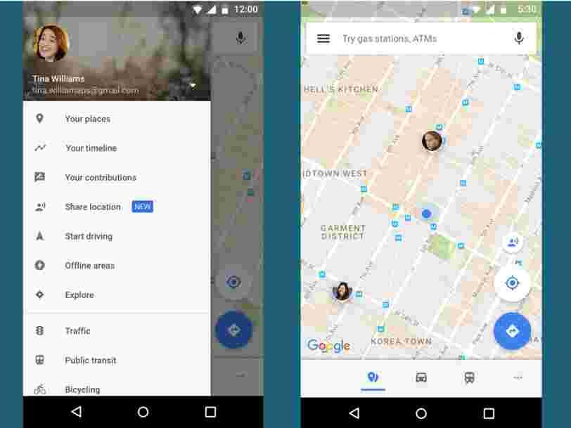 Google Maps fait revenir une fonctionnalité qui avait indigné les défenseurs de la vie privée en 2009