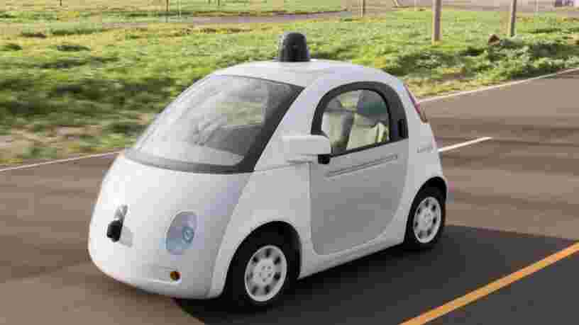 Google crée une nouvelle entreprise pour ses activités automobiles appelée Waymo