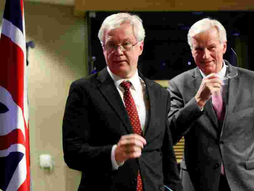 BREXIT: Michel Barnier dit qu'il faudra 'des semaines et des mois' pour que les discussions atteignent la prochaine étape