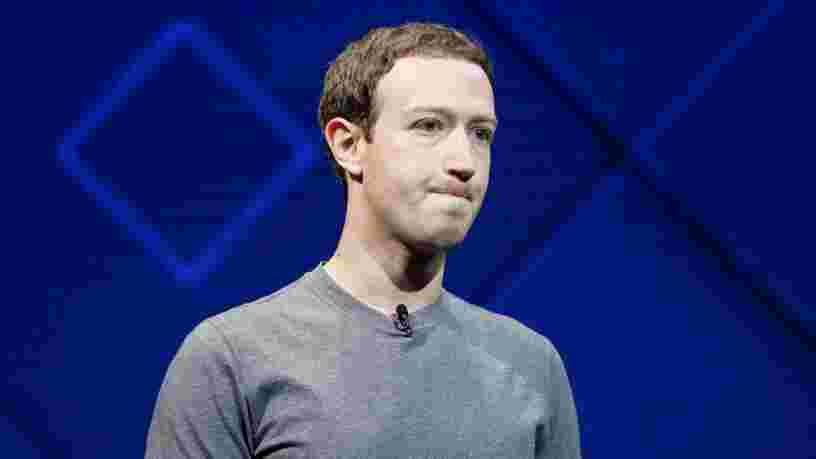 Facebook et ses dirigeants se font démolir après avoir mal géré une fuite massive de données