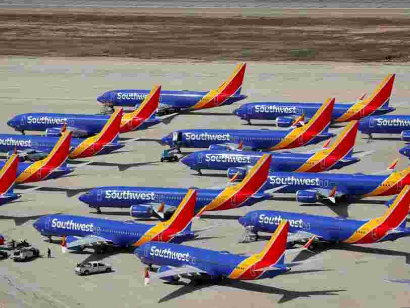 Boeing reconnaît que les pilotes du 737 Max n'ont pas pu se former à toutes les situations