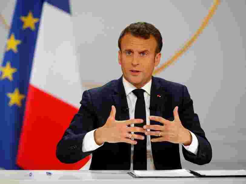 Impôts, référendum, retraites... La liste des mesures annoncées par Emmanuel Macron