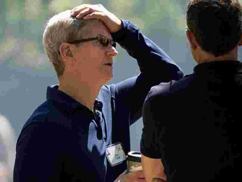 Des gens se rendent compte que des escrocs piratent leur compte Apple en utilisant une fonctionnalité qui permet aux familles de partager leurs applis