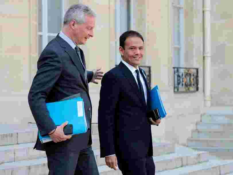 6 dossiers sur lesquels Cédric O sera jugé en tant que secrétaire d'Etat au numérique