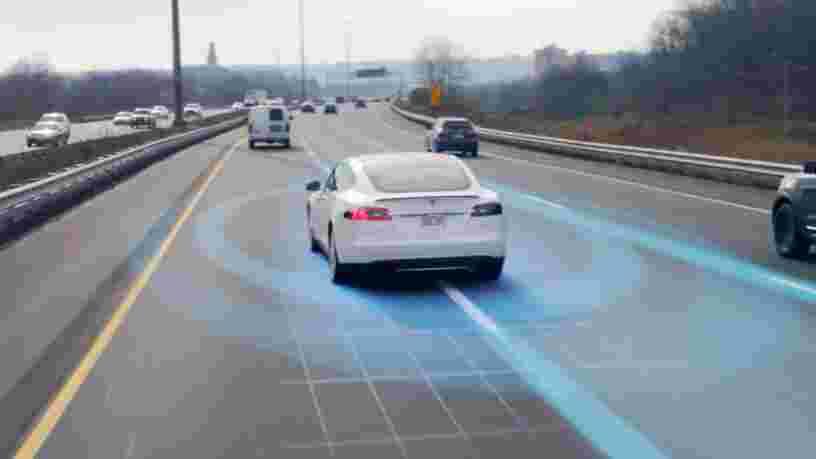 Tesla s'apprête à mettre à jour son système Autopilot et à proposer aux gens de l'essayer gratuitement