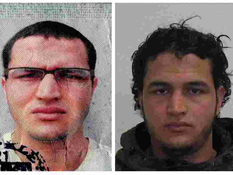 Attentat de Berlin: Anis Amri a été tué en Italie
