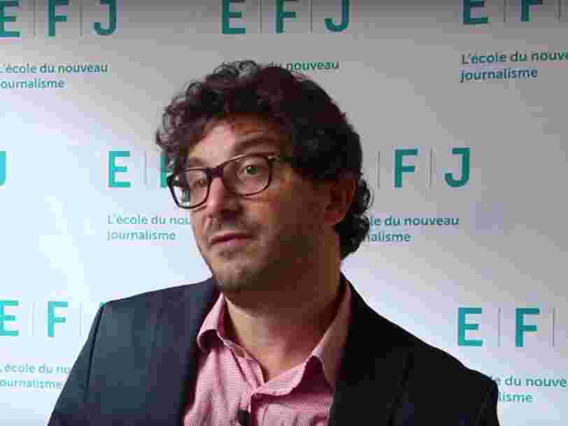 Google a encore 100M€ à dépenser pour innover dans le journalisme — le directeur du fonds explique comment le convaincre
