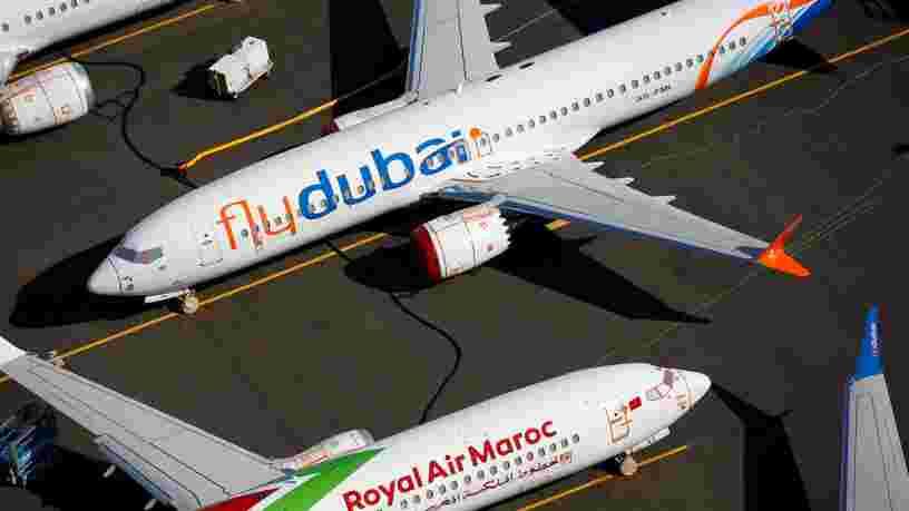 La perspective de Boeing abaissée par l'agence Fitch suite au désastre du 737 Max