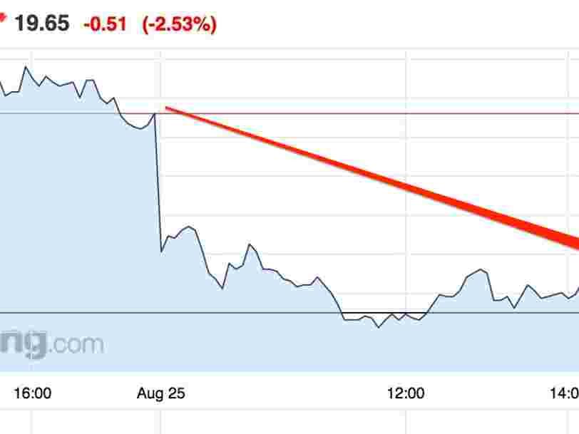 Carrefour chute en bourse après la décision d'Amazon de baisser les prix de sa chaîne américaine d'épicerie bio