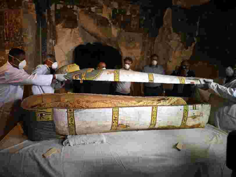 Une nouvelle momie a été découverte à Louxor en Egypte — voici comment un corps vieux de plus de 3 millénaires a pu être si bien conservé grâce à la momification