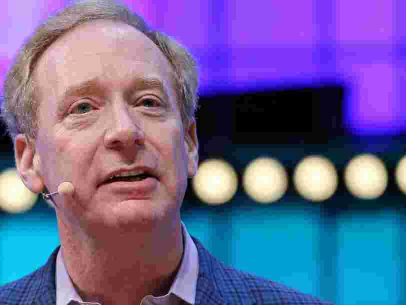 Le président de Microsoft a déclaré que les dirigeants des géants de la tech se réunissaient régulièrement pour évoquer les principaux problèmes auxquels sont confrontés la Silicon Valley et le monde